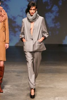 Rodebjer, Fall/Winter 2013-14 New York Fashion Week