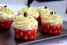 Pastry Cake, Cheesecakes, Coco, Muffins, Food And Drink, Cooking Recipes, Cupcakes, Sweets, Candy