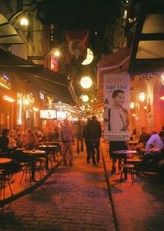 Besuch in Beyoglu: Little Europe in Istanbul