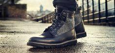 Check Timberlands hippe designs in de eerste zwarte collectie (promotion) http://www.bright.nl/timberland-black-forrest-schoenen