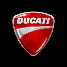 Ducati Logo - Ducati corse Logo on Behance - The Motor Show Moto Ducati, Ducati Logo, Ducati Motorcycles, Ducati Multistrada, Ducati Diavel, Ducati Scrambler, Yamaha, Motorcycle Logo, Motorcycle Companies