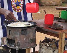Ugandan rolex recipe