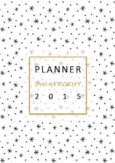 Zaczynamy przygotowania do świąt | Planner świąteczny 2015 | LEVEL UP! studio