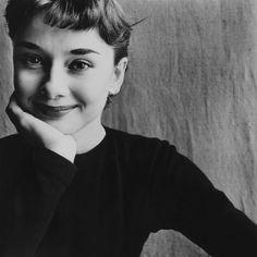 Audrey Hepburn - Ph Irving Penn