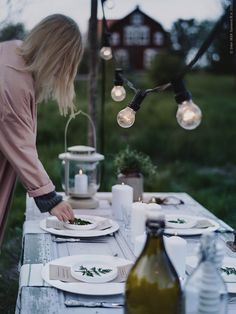 Vissa stunder är lite mer sagolika än andra. Den här kvällen tillhör dem! MÖRKT lykta. Frida Eklund Edman, Fridasfina, för Livet Hemma