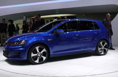 2013 VW Golf and Golf GTI
