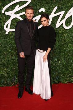 Victoria Beckham World AIDS Day 2014 and at the British Fashion Awards|Lainey Gossip Entertainment Update