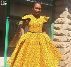 The Best Tswana African Traditional Wear Pictures. We have lots of tswana traditional dresses for bridesmaids, tswana wedding dresses pictures, tswana traditional wedding dresses, tswana makoti dress. African Print Dresses, African Print Fashion, African Fashion Dresses, African Dress, African Fabric, Ankara Fashion, Ankara Fabric, African Prints, African Wear