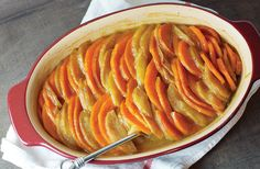 Stronger Together: Winter Squash and Apple Bake