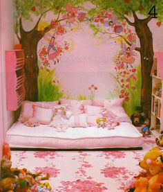 Cuarto de las ni as on pinterest bunk bed loft beds and for Decoracion de cuartos para ninas de 9 anos