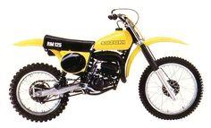 1978- Suzuki RM125C