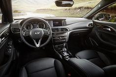 Brit-built Infiniti QX30 for global market | Eurekar