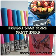 My son had a birthday recently and he's very much into Star Wars. Pinterest supplied no shortage of fun ideas, so I selected a couple that stood out to me and came up with a few ideas of my own too. While our theme is Star Wars, some of today's ideas are easily adaptable to […]