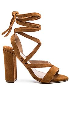 f49351f74ae2 Shop for Tony Bianco Kappa Heel in Tan Velvet Suede at REVOLVE. Free 2-