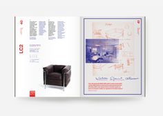 Cassina, System of Catalogues   work   studio FM milano / graphic design