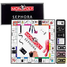 SEPHORA COLLECTION MONOPOLY: Sephora...       $23.25