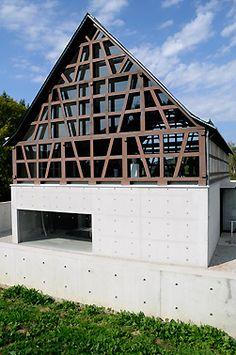 Japan Photo   Stone Sculpture Museum / Kubach-Wilmsen Foundation - Ando Tadao