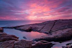 Bass Rock, Narragansett, Rhode Island