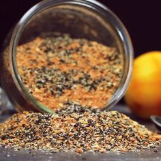 Money Discover Montreal Seasoning Copycat This Copycat Montreal Seasoning recipe is made with most items already in your spice cabinet. Without the loaded salt this is perfect on grilled meats. Montreal Seasoning Recipe, Seasoning Salt Recipe, Meat Seasoning, Vegetable Seasoning, Montreal Spice Recipe, Homemade Spice Blends, Homemade Spices, Homemade Seasonings, Spice Mixes
