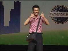 2012年國語組幽默演講第一名 李宗憲 昇華演講會 感恩的屁
