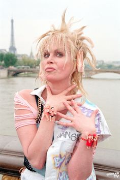 Patsy in Paris, Absolutely Fabulous