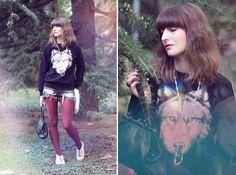TEEN WOLF (by Summer Crush ♥) http://lookbook.nu/look/4164296-TEEN-WOLF