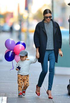 7 Days of Miranda Kerr's Unstoppable Street Style