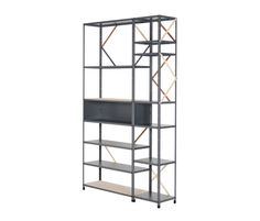 Shelving systems | Storage-Shelving | So oder so | Moormann. Check it out on Architonic