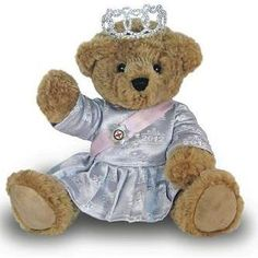 The Royal Commemorative 2012 Diamond Jubilee Teddy Bear Just Bear