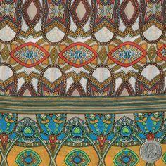 Egyptian Dream Print On Hi Multi Chiffon 100 Denier - ORANGE-TURQ Chiffon Fabric, Cotton Fabric, Fabric Suppliers, Fashion Fabric, Egyptian, Textiles, Orange, Prints, Fabrics