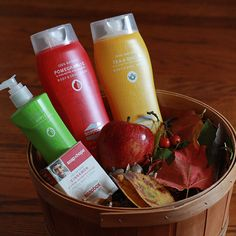 Autumn Harvest Bundle from SoapBox Soaps: Natural Products for a Noble Cause | DesignGood