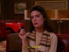 Donna Hayward (Lara Flynn Boyle) - Twin Peaks