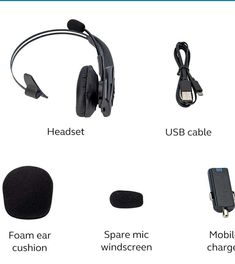 Computer Headphones, Headphones With Microphone, Over Ear Headphones, Computer Technology, Gaming Computer, Wireless Headset, Bluetooth, Noise Cancelling