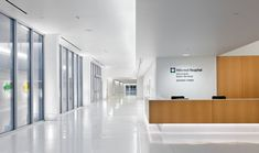 Cleveland Clinic's Hillcrest Hospital's expansion and renovation by architecture firm Westlake Reed Leskosky.