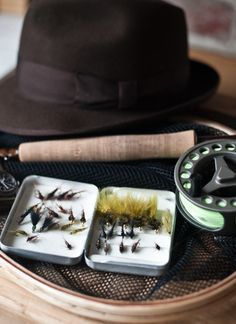 Add a few midges, some soft hackles and a scud or two - I'm good to go!