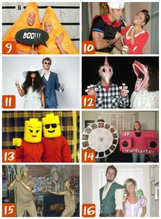 Creative Halloween Costumes- love #14!!!