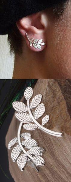 Silver Leaves Ear Crawlers