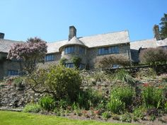 Coleton Fishacre house, garden and restaurant Kingswear, Dartmouth