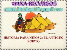HISTORIA PARA NIÑOS 2: EL ANTIGUO EGIPTO Around The World In 80 Days, Around The Worlds, Anubis, Continents, Egypt, Disney Characters, Fictional Characters, Kids, Activities