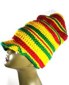 26783e6121e1d Items similar to Red Black Green Loc Dreadlock Cap Hat on Etsy. Caps  HatsCrochet HatsKnitted HatsDreadlocksBeanieBraidsKnittingGreenEtsy