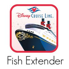 How to make a fish extender for a Disney Cruise