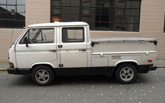 Vw T3 Doka, Volkswagen, Automobile, Vans, Trucks, Gallery, Vehicles, Car, Roof Rack