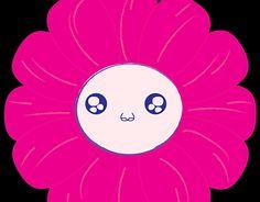 "Check out new work on my @Behance portfolio: ""Cute Cartoon-Like Flowers"" http://on.be.net/1IyJABP"