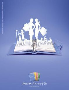 Filofax It's A Way Of Life Print
