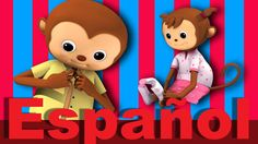 Little Baby Bum - Nursery Rhymes & Kids Songs Cartoon Songs, Baby Cartoon, Elementary Spanish, Teaching Spanish, Spanish Class, New Nursery Rhymes, Rhymes For Babies, Chinese New Year Crafts For Kids, Crafts