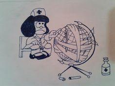 MAfalda enfermera