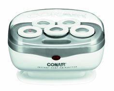 Conair TS7NR Rollers Instant Heat Travel Hairsetter, Jumbo