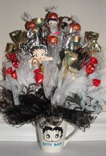 Ideas para tu Fiesta: Fiesta Betty Boop