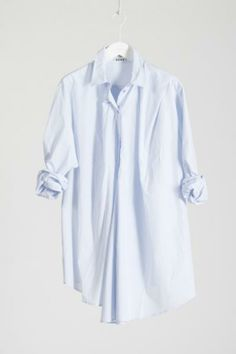 Oversized white button downs....THE BEST!!!