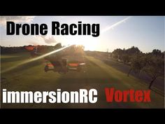 HPIGUY | Drone Racing - ImmersionRC Vortex Air Gate Race - First flights since hospital. - YouTube